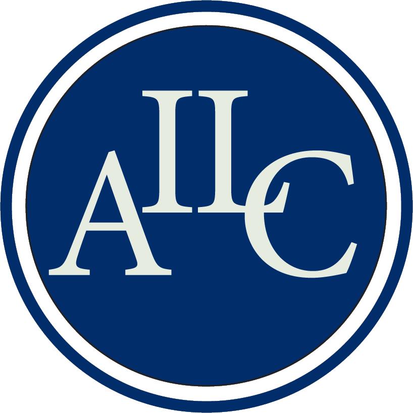 Round Logo of The AILC/ICLA